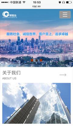 博智达控股手机网站截图